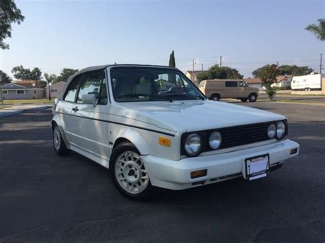 small engine maintenance and repair 1989 volkswagen cabriolet head up display no reserve 1989 vw cabriolet karmann edition triple white manual excellent