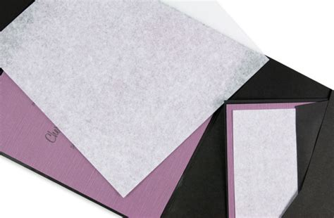 where to put the tissue paper in wedding invitations wedding invitation tissue inserts mini bridal