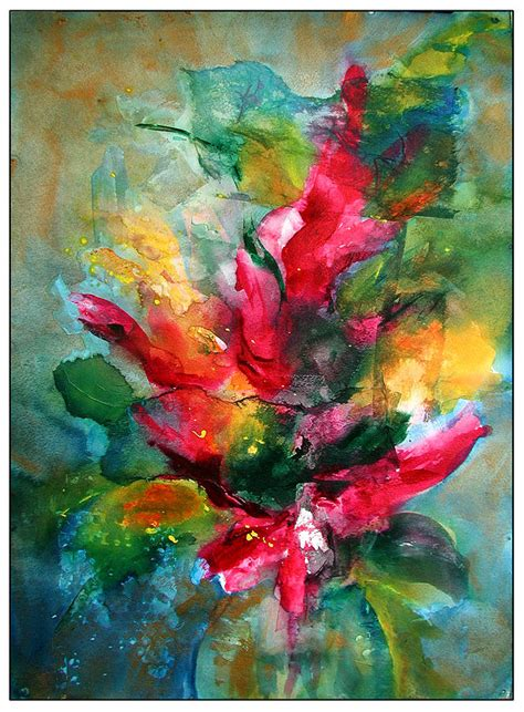 spray painting flowers flower spray painting by donna randall