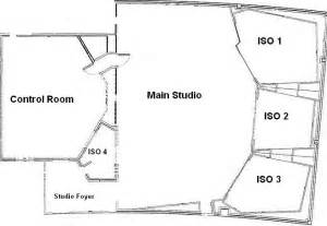 studio layout ian s studio recording studio