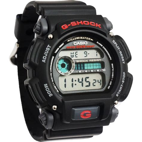 G Shock Dw9052 casio dw9052 1v g shock tough shock water resistant