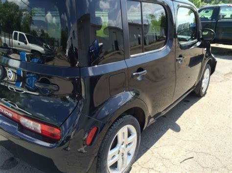 airbag deployment 2011 nissan cube regenerative buy used 2011 nissan cube sl 1 8l auto salvage damaged
