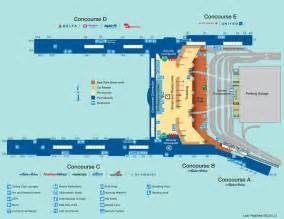portland oregon airport terminal map portland international airport maplets