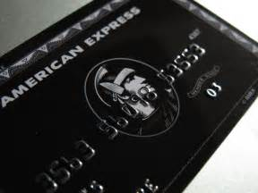 amex black card business american express the centurion card