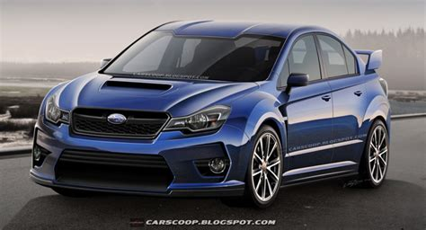 subaru cars 2014 future cars gazing the 2014 subaru wrx