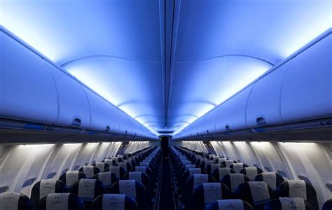 Thomson 757 Interior by Thomson Turns To Cabin Lighting Specialist To Transform
