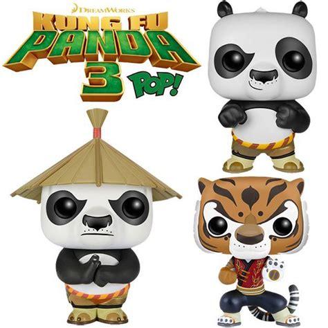 Pop Kung Fu Panda Tigress bonecos funko pop kung fu panda 3 171 de brinquedo