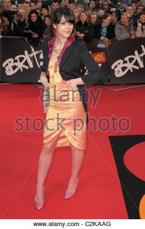 Brit Awards 2008 Carpet by Brit Awards 2008 Arrivals Stock Photo Royalty