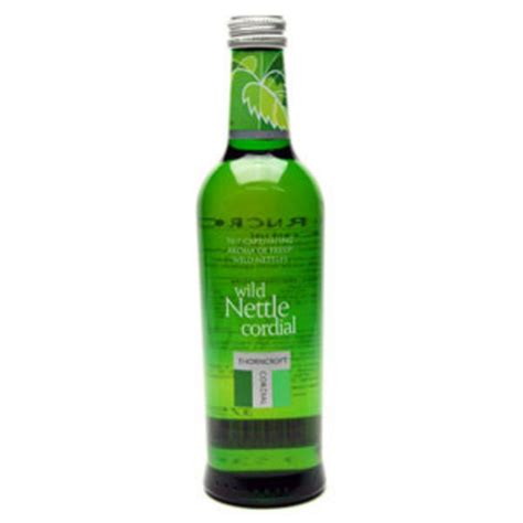 Thorncroft Detox Cordial Review by Nettle Cordial In 330ml From Thorncroft