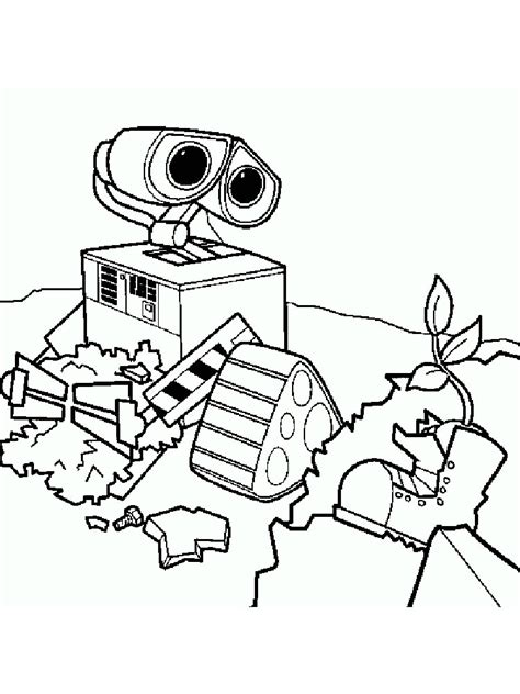 wall e coloring pages wall e coloring picture sketch coloring page