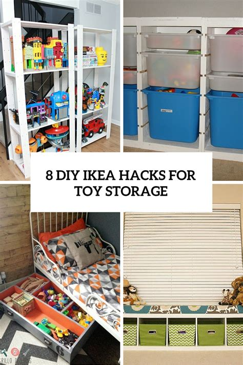 ikea hacks storage ikea hacks archives shelterness