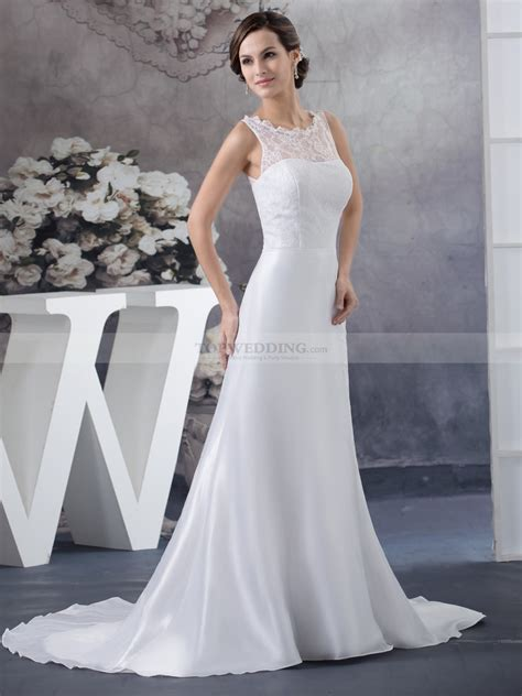 sleeveless and taffeta bridal gown in princess