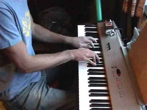 tutorial piano funk piano funk groove 4 in bb youtube