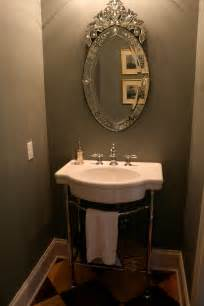 Mirrors For Powder Rooms Design Dump House 5 Powder Room Before After