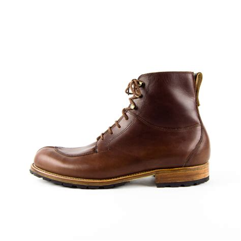 cooper boots mens cooper boot brown cord shoes and boots