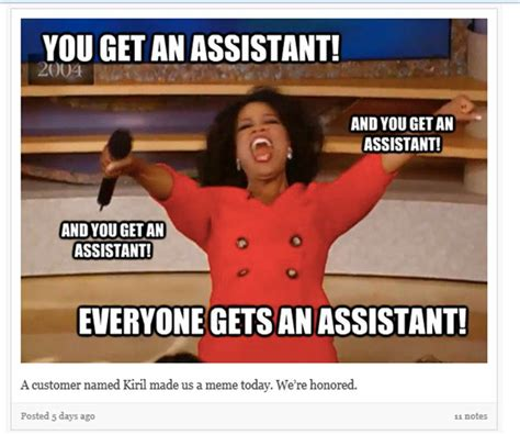 assistant memes the startup that quot gets quot storytelling