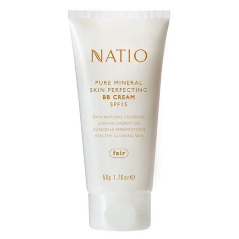 Onespring Baby Skin Correction Bb Mangkok buy mineral skin perfecting bb sp 50 g by natio