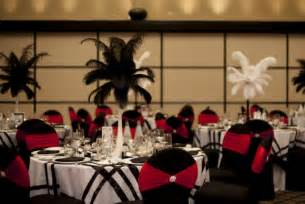 Black White And Red Decorating Ideas Wedding Centrepiece Ideas Todaysbride Ca