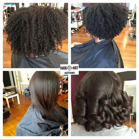deva hair cut celebrities deva cut amplified curl cut transformed into a silk press