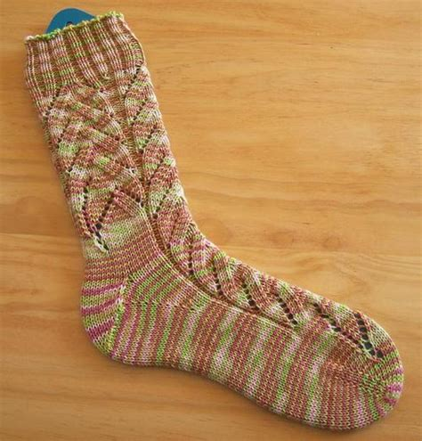 free two needle sock knitting patterns 2006 knitting banana blossom socks