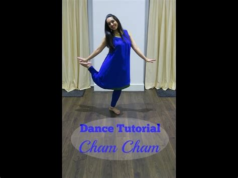 tutorial dance music cham cham bollywood dance tutorial baaghi tiger shroff
