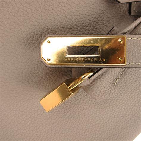 Hermes 6899 Leather Dove hermes gris tourterelle togo birkin 30cm gold hardware birkin handbag price
