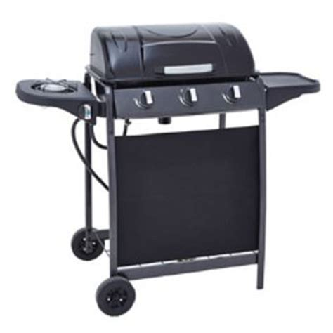 Gas Grill Racks by George Miami 3 Burner And Gas Grill Barbecue With A Large