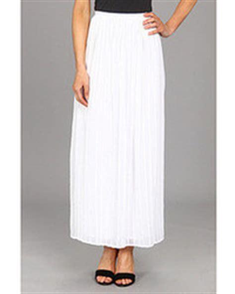 imagenes de faldas blancas largas faldas plisadas blancas