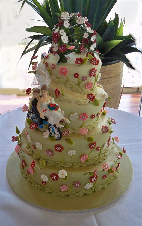 Wedding Cake Ride by Mountain Ride Wedding Cake Cakecentral