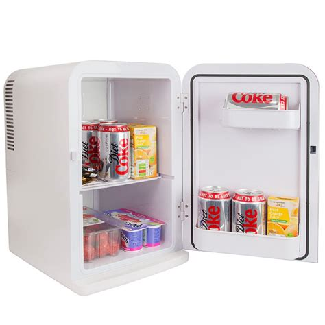 mini fridge and iceq 15 litre deluxe portable mini fridge white mini