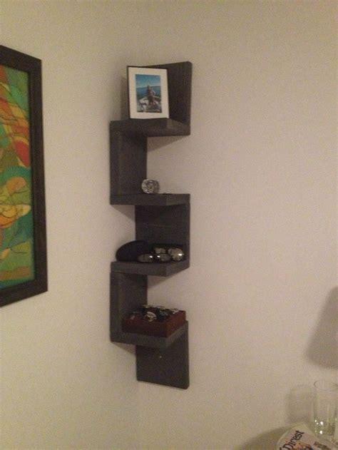 diy corner shelf for the home