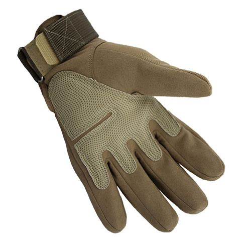 Sarung Tangan Gloves Half Finger Sepeda Motor Tactical sarung tangan motor protektor road anti slip size l black jakartanotebook