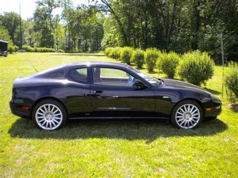 2002 maserati gt coupe 2002 maserati gt coupe black 6 speed ronsusser