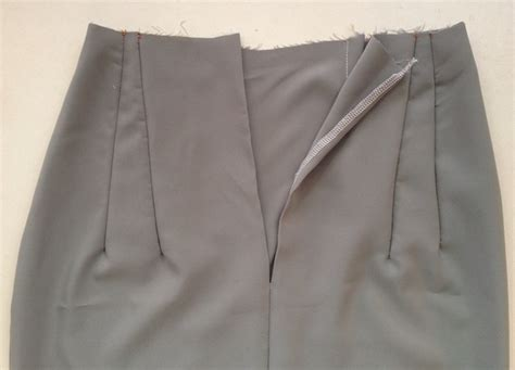 skirt sewalong bonus post lining by
