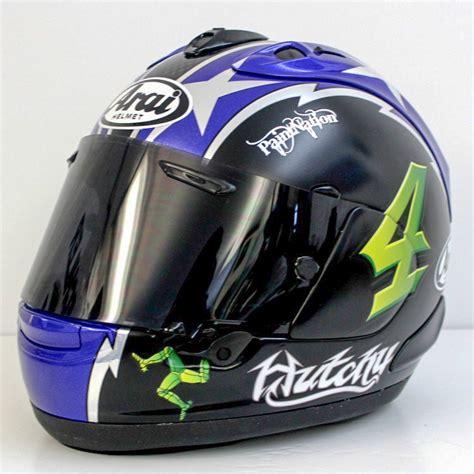 Helmet Arai Terkini 2017 Ian Hutchinson Arai Isle Of Tt Helmet 3 Motomalaya