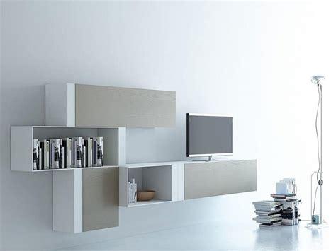 pensili da soggiorno mobili sistemi modulari salotto idf