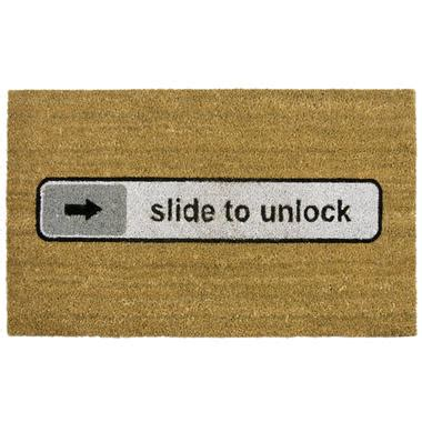 doormat slide to unlock getdigital