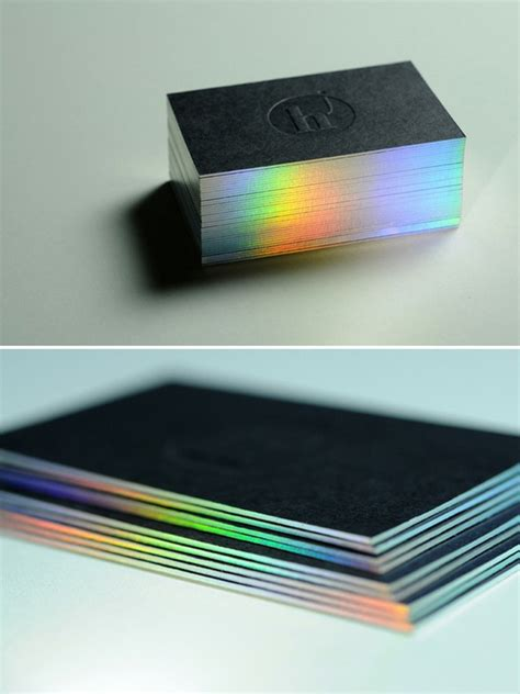 how to make a hologram card the holographic trend 171 the architectonista