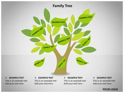free family tree template powerpoint best photos of free tree powerpoint template powerpoint