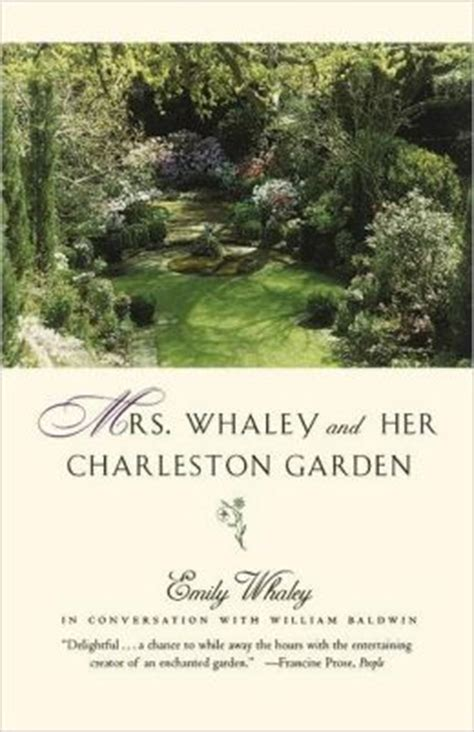 mrs whaley and charleston garden by emily whaley