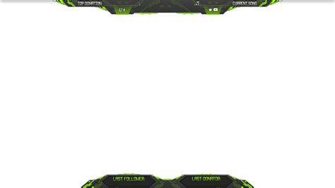 7 Free Simple Minecraft Twitch Overlay Template Exles Https Www Seoclerk Com User Twitch Template Maker