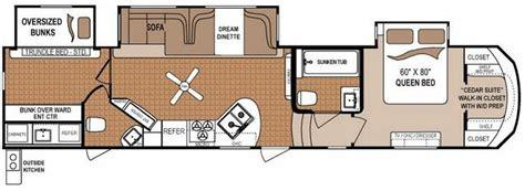 komfort rv floor plans travel trailers and fifth wheels floorplans komfort