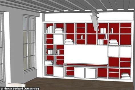 Comment Cacher Ordinateur Dans Le Salon by O 249 Mettre La T 233 L 233 Vision Dans Le Salon Meuble
