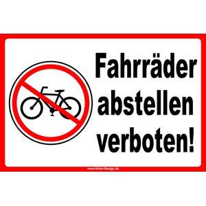 Aufkleber Keine Werbung Erlaubt by Schilder Verbotsschilder Schild Fahrrad Allerlei