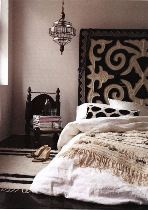 White Bohemian Bedroom Decor by 40 Moroccan Themed Bedroom Decorating Ideas Moroccan