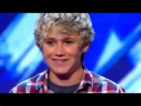 louis tomlinson one direction first audition one directions first auditions youtube