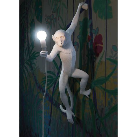 Light Monkey by Hanging Monkey Light By Out There Interiors