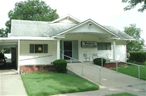 powell funeral home hominy ok legacy