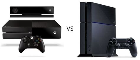 Xbox One Vs Playstation 4 The Battle Rages On