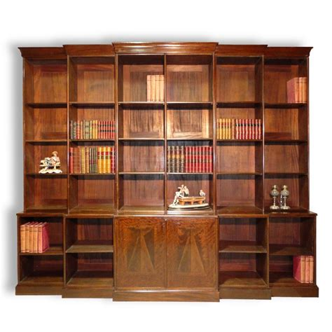 10 Foot Bookcase Antiques The Uk S Largest Antiques Website